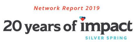 20 Years Report Logo